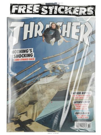 Thrasher Issues October 2019 Magazin