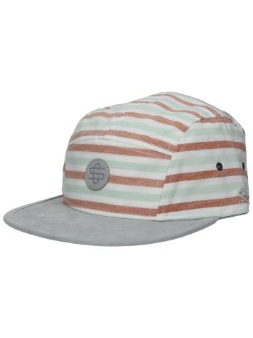 Cayler & Sons Inside Printed Stripes 5 Panel Cap
