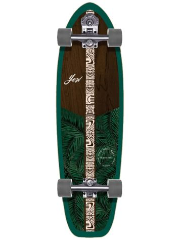 "YOW Teahupoo 34.0"" Surfing Series Surfskate"