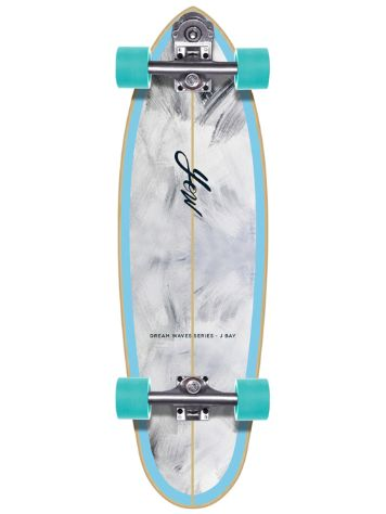 "YOW J-Bay 33.0"" Waves Series Surfskate"
