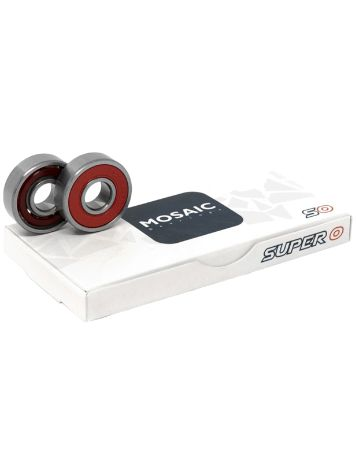 Mosaic Super 0 Abec 5 Bearings
