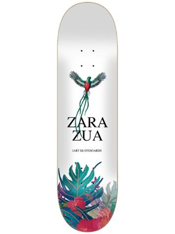 "Jart Cut Off Zarazua 7.75"" Skateboard Deck"