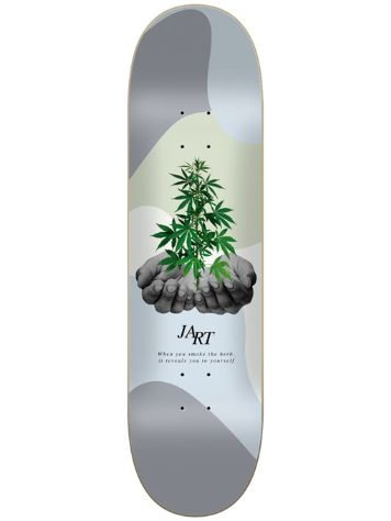 "Jart Let it Be 7.75"" Skateboard Deck"