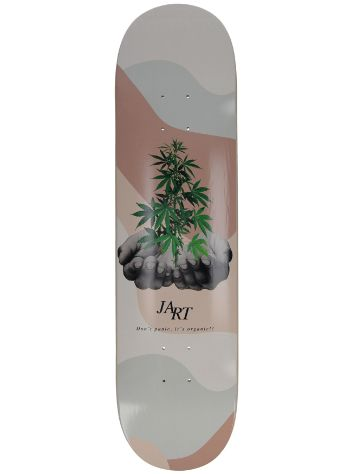 "Jart Let it Be 8.0"" Skateboard Deck"