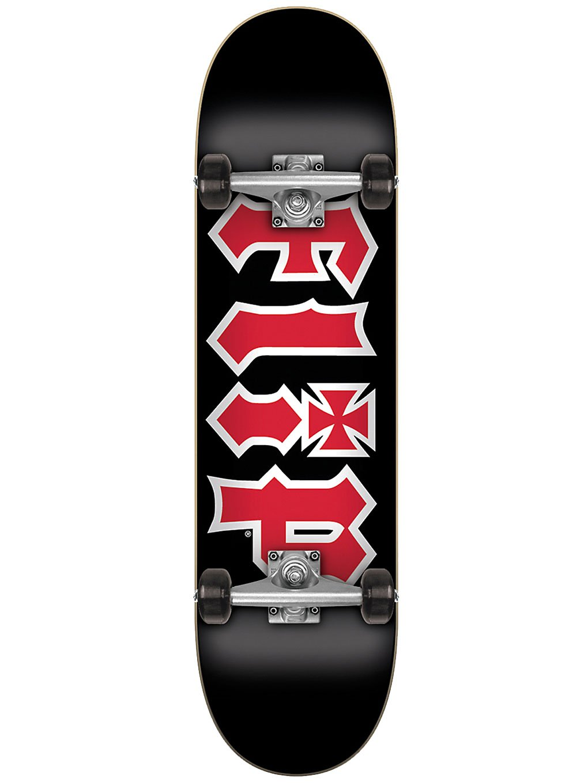 skate complet Flip noir