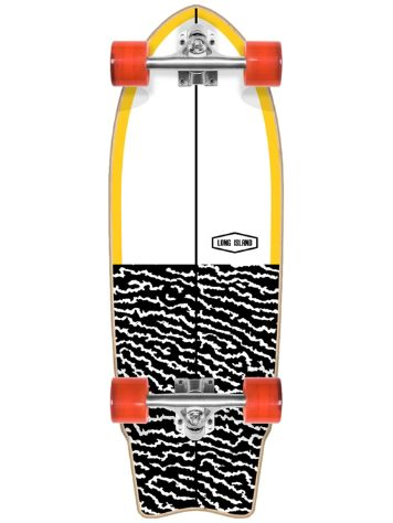 "Long Island Longboards Zoe 28.0"" Skateboard"