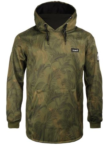 Planks Parkside Soft Shell Shred Hoodie