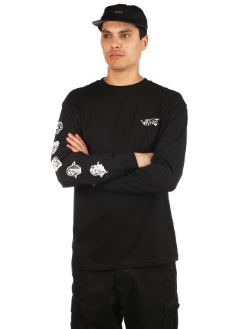 Vans Rowan Zorilla Faces Long Sleeve T-Shirt