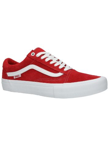 Vans Old Skool Pro Suede Skate Shoes
