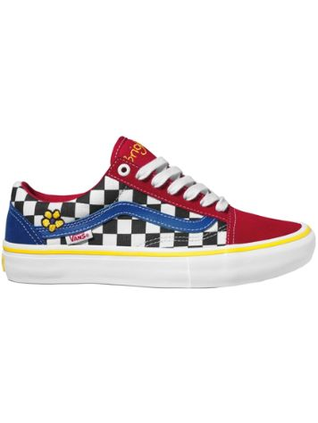Vans Old Skool Pro Brighton Zeuner Skate Shoes
