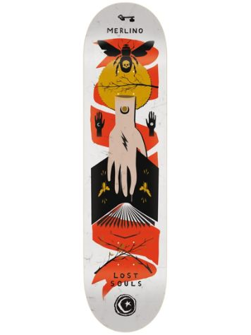 "Foundation Lost Souls 8.25"" Skateboard Deck"