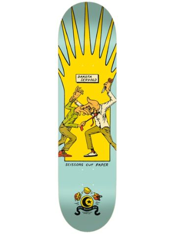 "Foundation Roshambo 8.38"" Skateboard Deck"