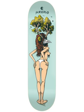 "Foundation Servold Birds Eye 8.38"" Skateboard Deck"