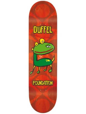 "Foundation Duffel Barkee 8.38"" Skateboard Deck"