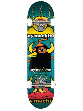 "Toy Machine Chopped Up 8.0"" Complete"