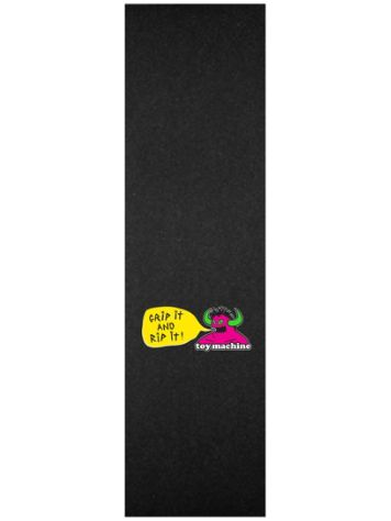 "Toy Machine Grip it and rip it 9.0"" Griptape"
