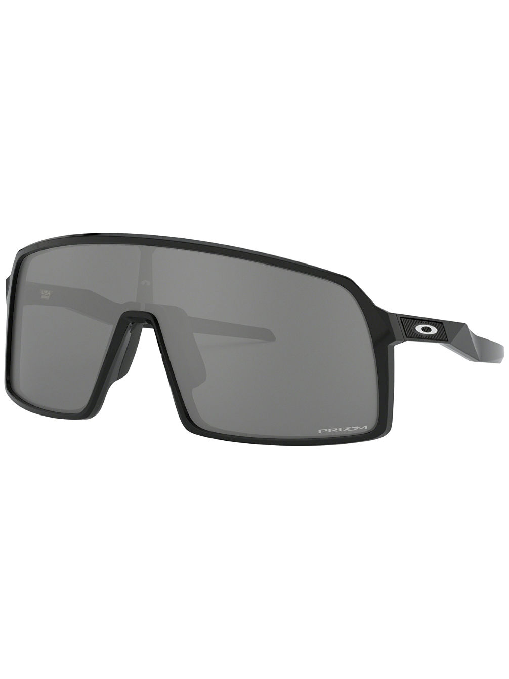 Sutro polished black Sonnenbrille