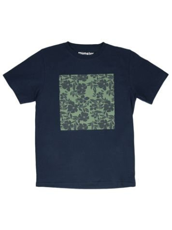 Munsterkids Flower Mat T-Shirt