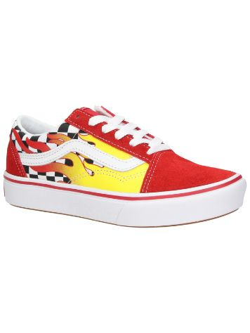 Vans Comfycush Old Skool Flame Ténis