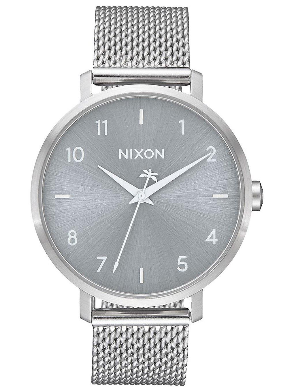Nixon The Arrow Milanese gris