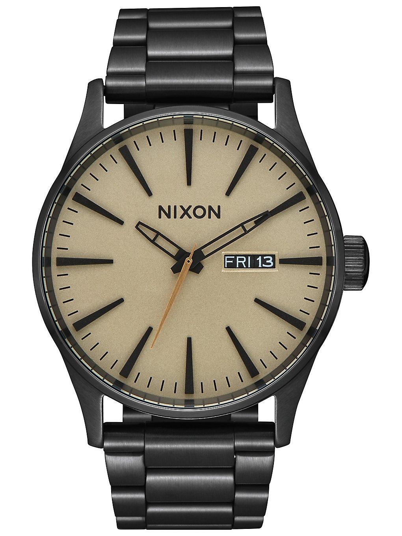 Nixon The Sentry SS noir