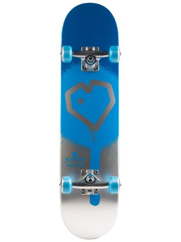 "Blueprint Spray Heart 7.25"" Skateboard"