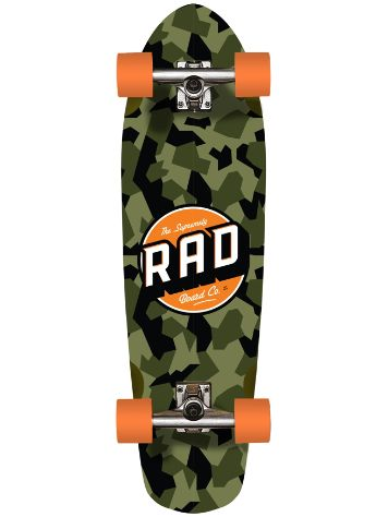 "RAD Board Co. Camo Classic 32.0"" Cruiser complet"