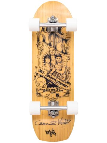 Kape Skateboards Limited Edition Cruiser Complete
