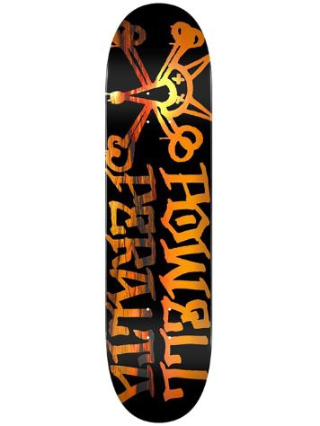 "Powell Peralta Vato Rat Sunset Mini Birch 7.5"" Skateboard D"