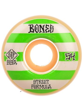 Bones Wheels STF V4 Wide Series VI 99A 53mm Roues