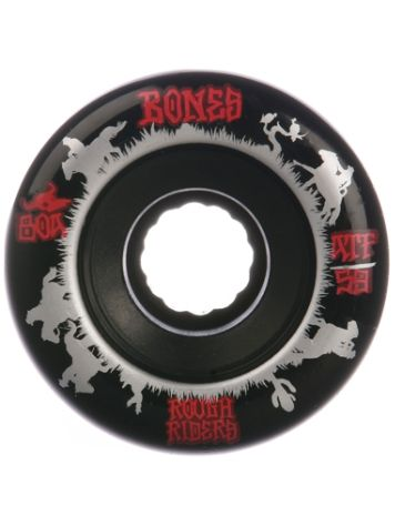 Bones Wheels ATF Rough Riders Wrangler 80A 56mm Wheels