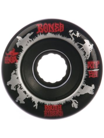 Bones Wheels ATF Rough Riders Wrangler 80A 59mm Rollen