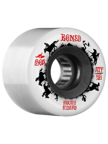 Bones Wheels ATF Rough Riders Wrangler 80A 59mm Roues