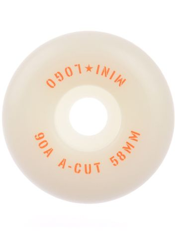 Mini Logo A-Cut #3 Hybrid 90A 53mm Wheels