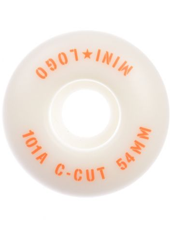 Mini Logo C-Cut #3 101A 52mm Wheels