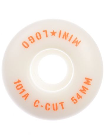Mini Logo C-Cut #3 101A 53mm Wheels