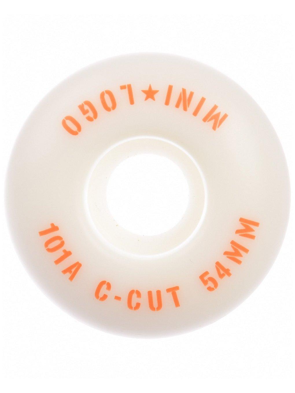 roues skate mini logo 54mm