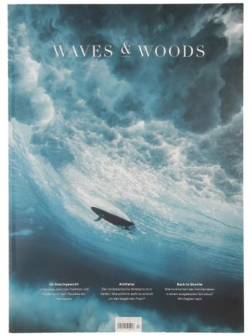 Waves and Woods Volume #13 Magazin
