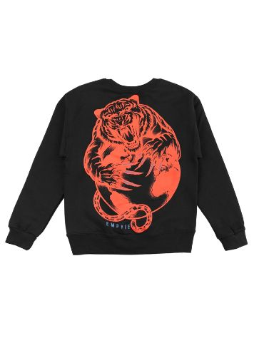 Empyre Tigers World Crew Pulover