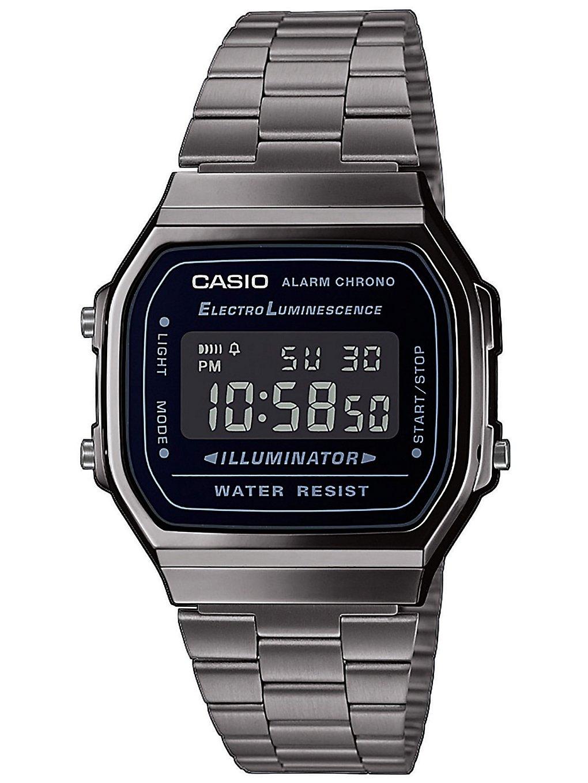 Casio A168WEGG-1BEF gris