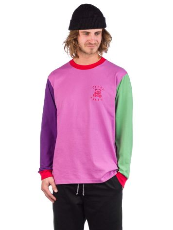 Teddy Fresh Colorblock Longsleeve