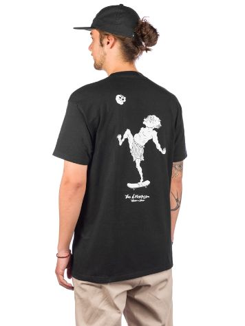 Temple of Skate Kickflip T-Shirt