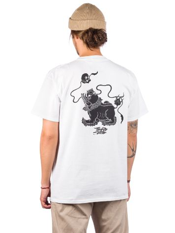 Temple of Skate Lion T-Shirt