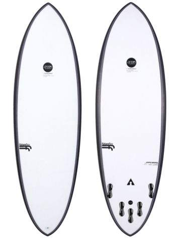 Haydenshapes Hypto Krypto Future-Flex FCS II 6'4 Surfboard
