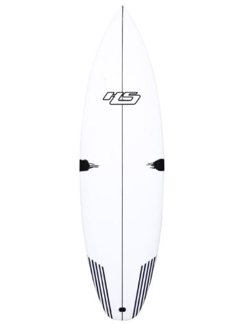 Haydenshapes White Noiz PU/Comp Stringer Futures 6'0