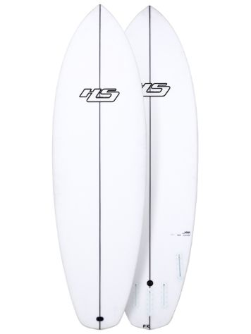 Haydenshapes Loot PU/Comp Stringer Futuress 5'8 Tabla de Surf
