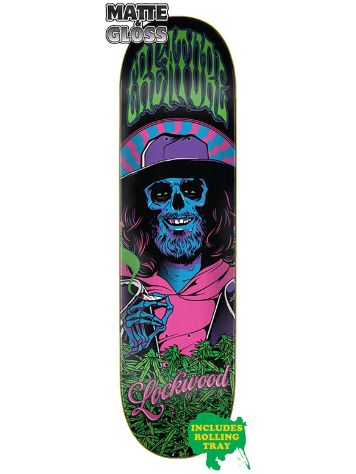 "Creature Smokers Club 8.25"" Skateboard Deck"