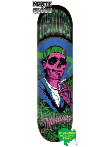 "Creature Smokers Club 8.6"" Skateboard Deck"