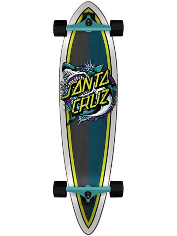 "Santa Cruz Shark Dot 9.5"" Complete"