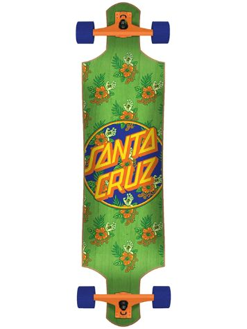 "Santa Cruz Vacation Dot 10.0"" Skateboard"
